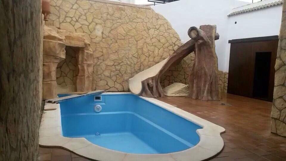 Edificaciones afan estructuras instalaci n de piscinas for Fabricacion de piscinas